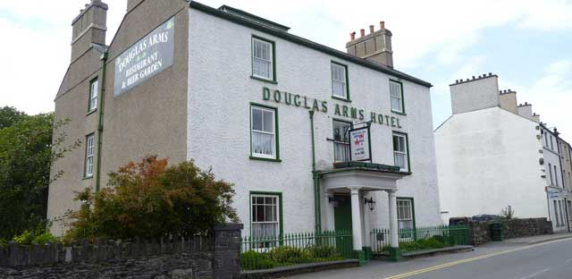 Douglas Arms quiz nights